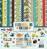 Echo Park Paper Company LM99016 Little Man