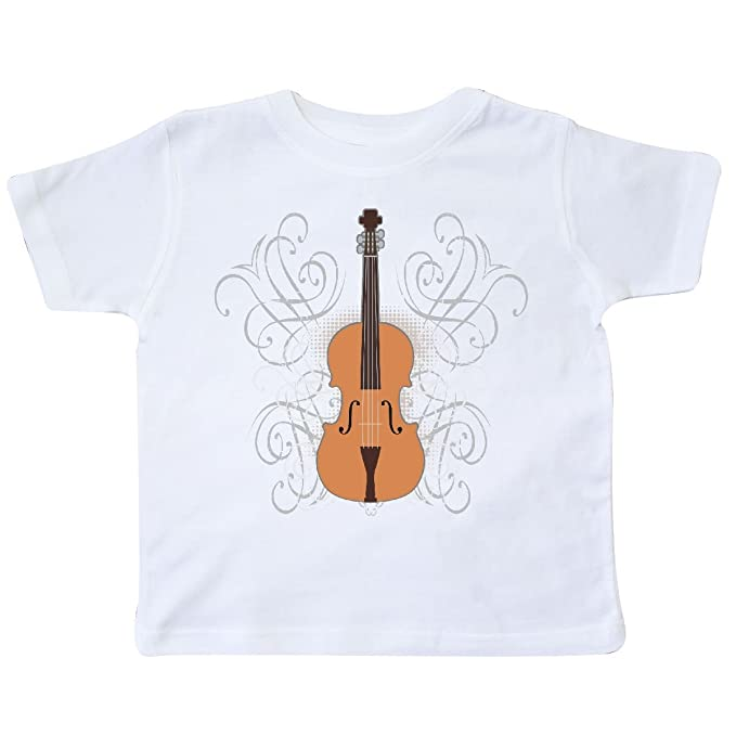 Inktastic Viola Player Orchestra Violist Gift Long Sleeve T-Shirt Musician Mens