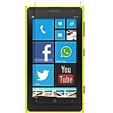 3x pellicola protettiva display per Nokia Lumia 1020 TRASPARENTE - qualit� premium firmata kwmobile