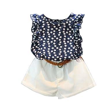 c36e369d34a Amazon.com  Girls Outfit Set
