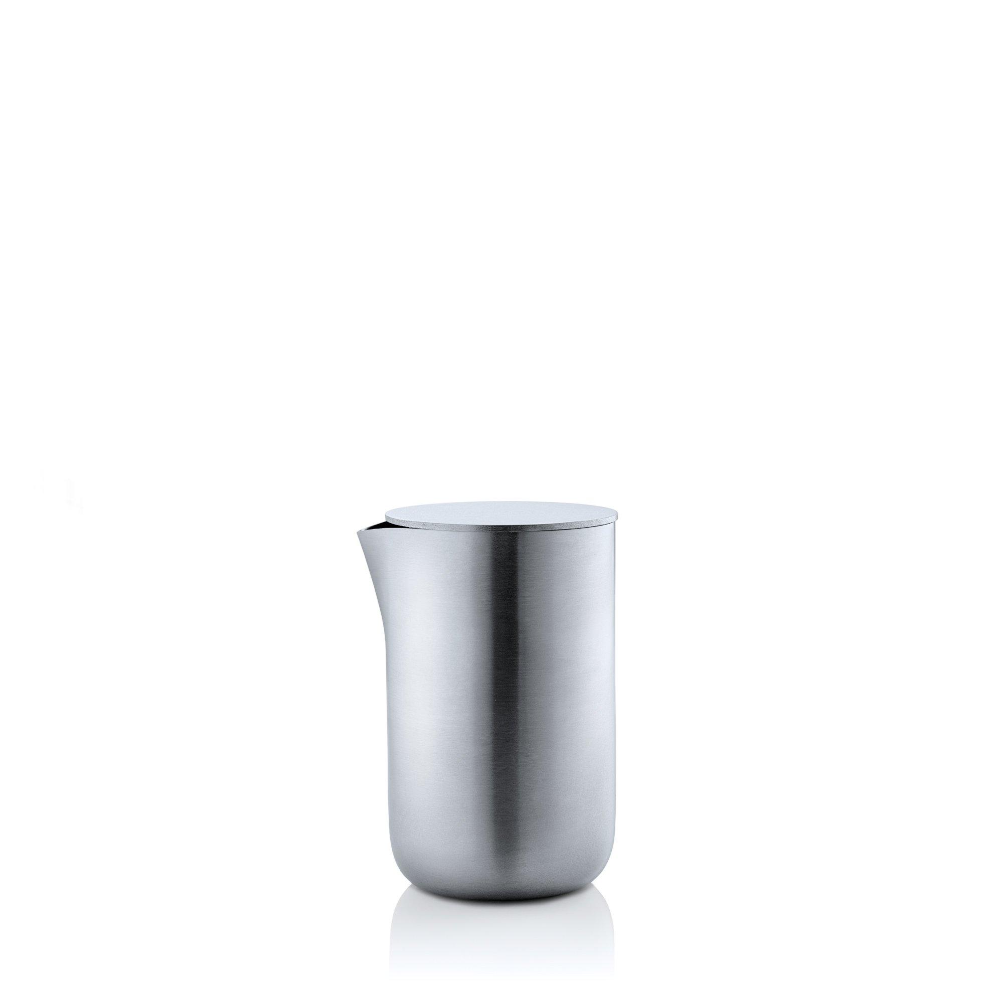 Blomus Basic Stainless Steel Creamer with Lid