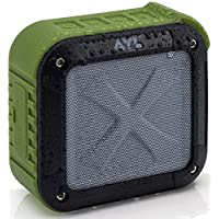 Portable Outdoor and Shower Bluetooth 4.1 Speaker by AYL...