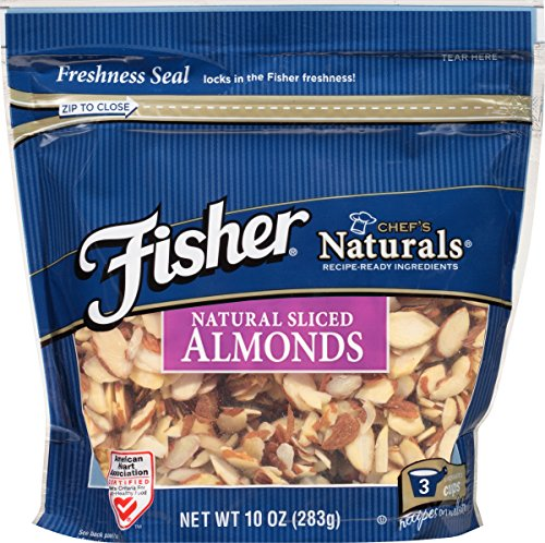 FISHER Chefs Naturals Sliced Almonds product image