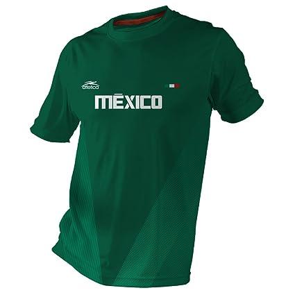 0a2c56196471b Atletica 2018 Jersey de México para Fans