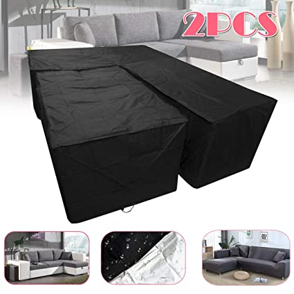 King Do Way Garden Furniture Cover Sets Waterproof Patio L Left Side