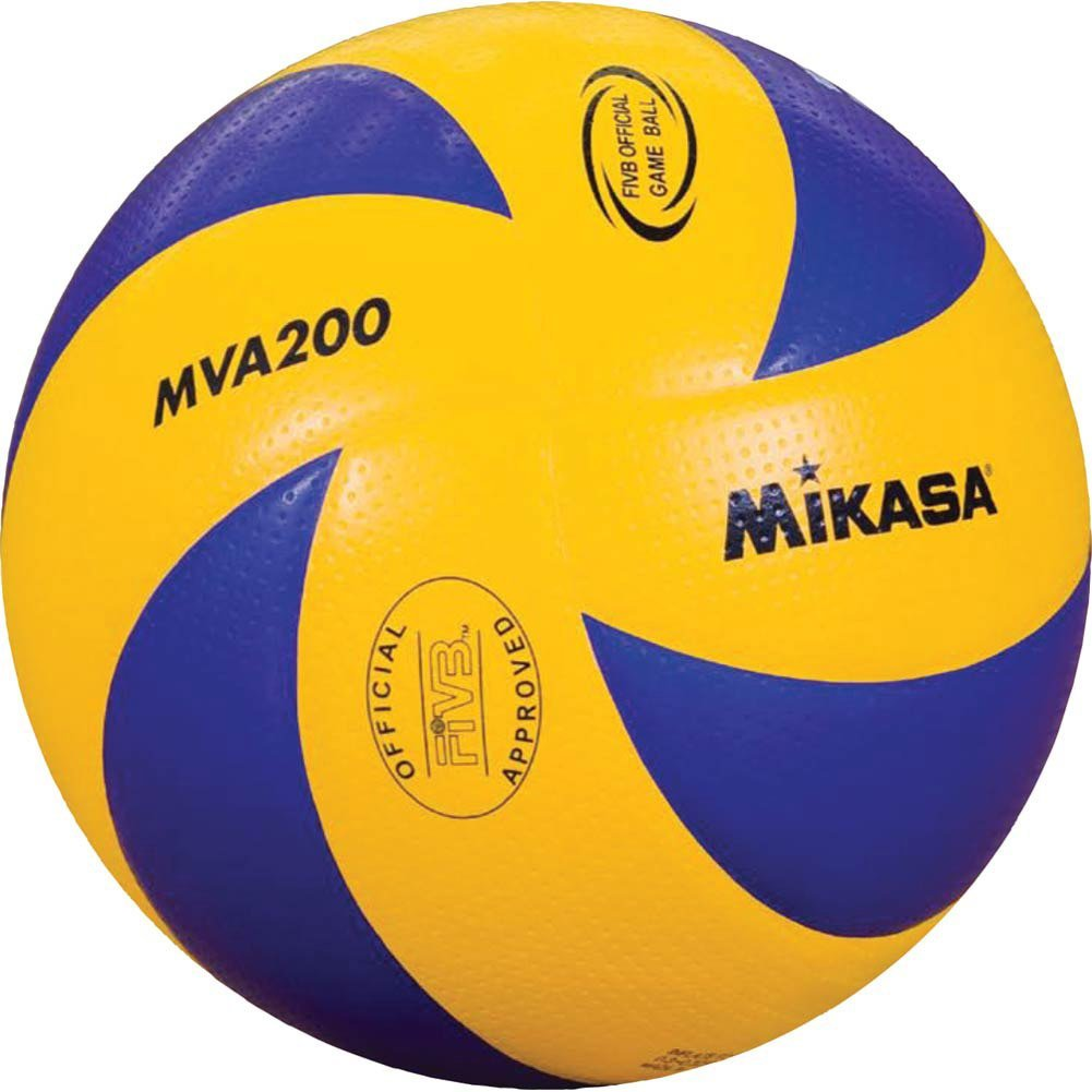 Mikasa FIVB Volleyball Official Olympic Game Ball Dimpled ...  Mikasa FIVB Vol...