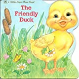 img - for The Friendly Duck (Look-Look) book / textbook / text book