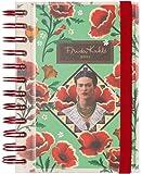 Grupo Erik - Agenda anual 2021 Frida Kahlo, Día página (11,4x16 cm)