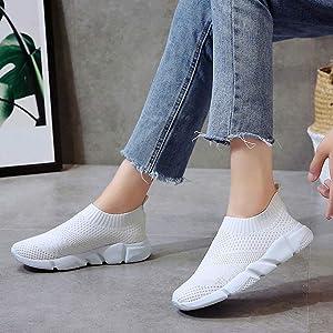 Chaussure De Sport Femme Pas Cher A La Mode Basket Mode Air