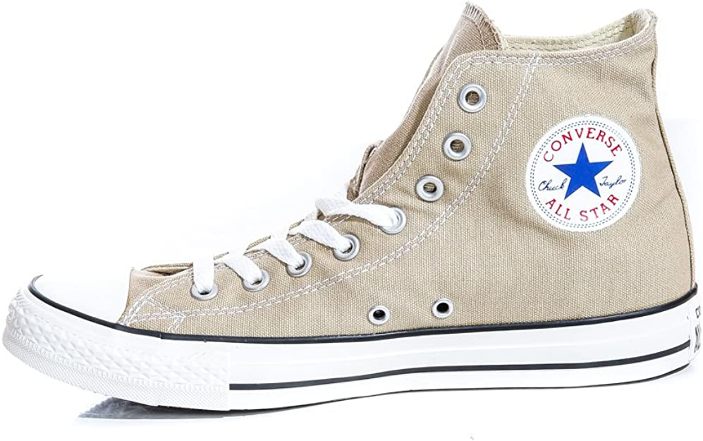 Converse All Star Montante Simply Taupe Taille 39.5