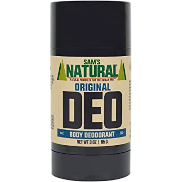reliable Sam's Natural Deodorant Stick