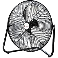 20 3 Speed Portable Tilt Air Mover High Velocity Floor Fan
