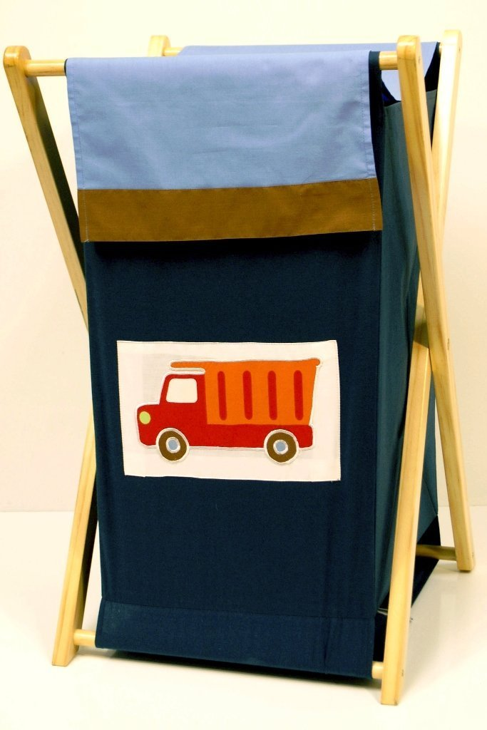 Transportation Multicolor Hamper [並行輸入品]   B01BBOR5SS