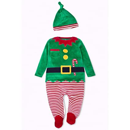 AFCITY Traje de Fiesta de Navidad Just Love Christmas ...