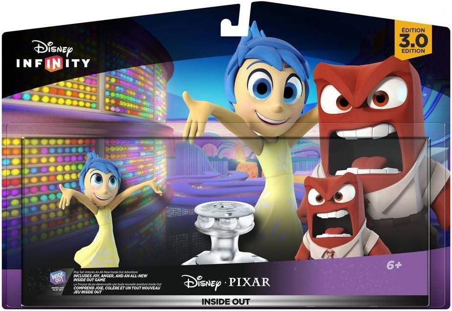 Disney Infinity 3.0 - Inside Out Play Set: Amazon.es: Videojuegos