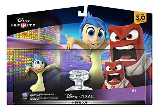 40 opinioni per Infinity 3.0: Inside Out EU Playset