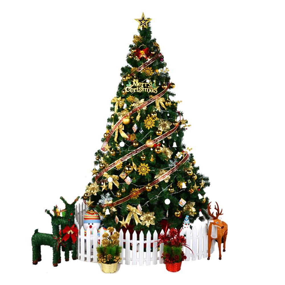 Amazon.de: Weihnachtsbaum - Weihnachtsschmuck Tannennadel ...