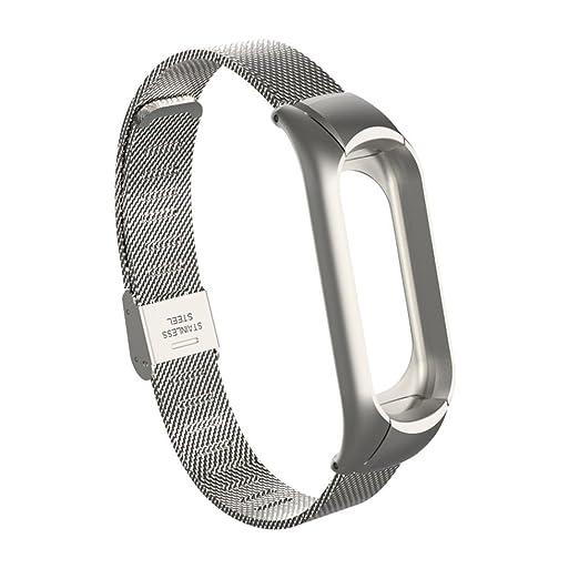 Correa de reloj inteligente Para Xiaomi MI Band 3, Sencillo Vida, Nueva pulsera ligera