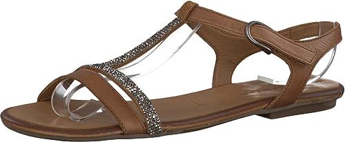 Tamaris Damen 28042 305 Sandalette