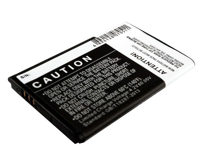 Amazon.com: vintrons – Batería de repuesto para Samsung ...