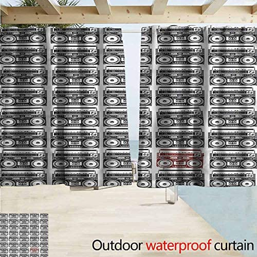 Beihai1Sun - Cortina para Puerta corredera, diseño con Texto en ...