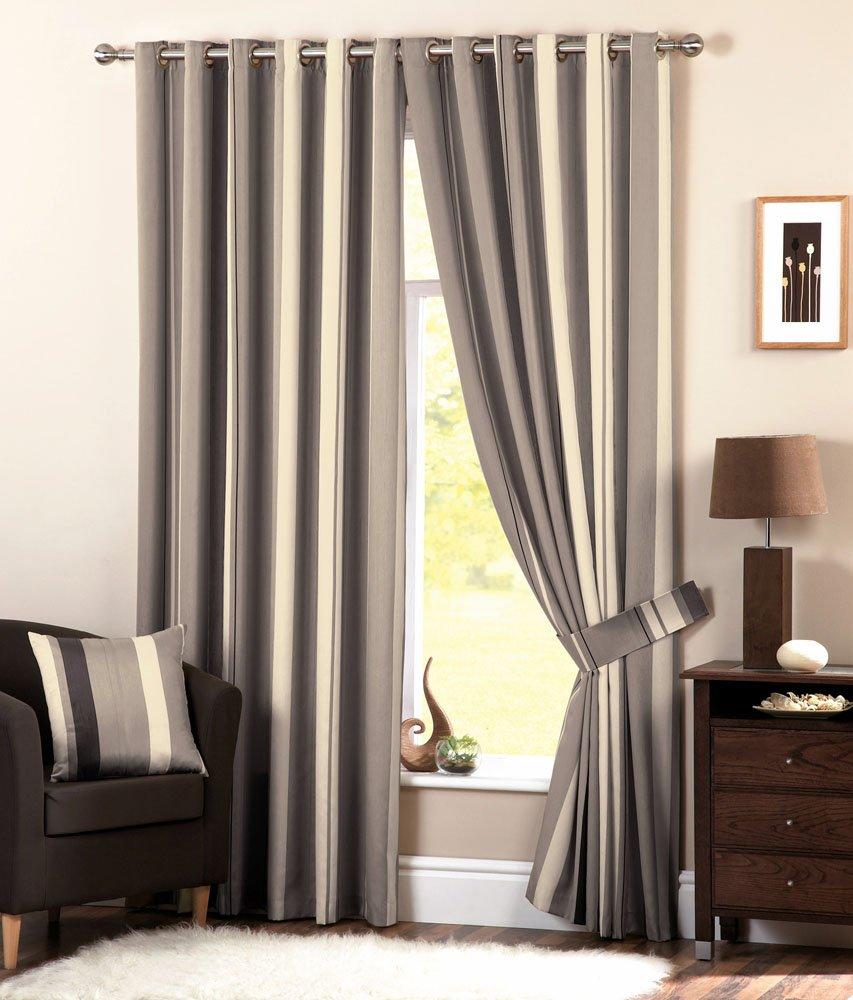 Dreams 'n' Drapes Whitworth Whitworth Whitworth Vorhänge mit Ösen, Textil, Natur, Curtains  90  Width x 72  Drop (229 x 183cm) B00GY914G0 Vorhnge 31821b