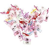 VAILANG 60Piezas / Paquete Pinzas de plástico Wonder