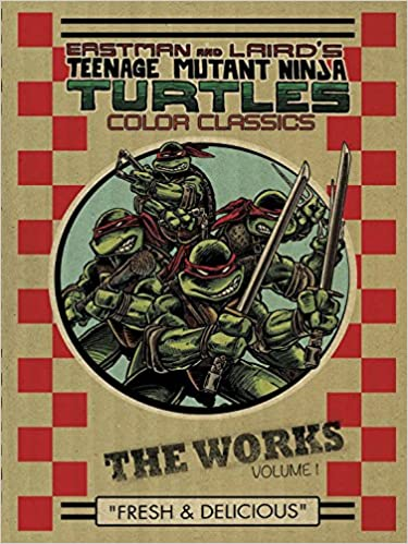 Teenage Mutant Ninja Turtles: The Works Volume 1: Amazon.es ...