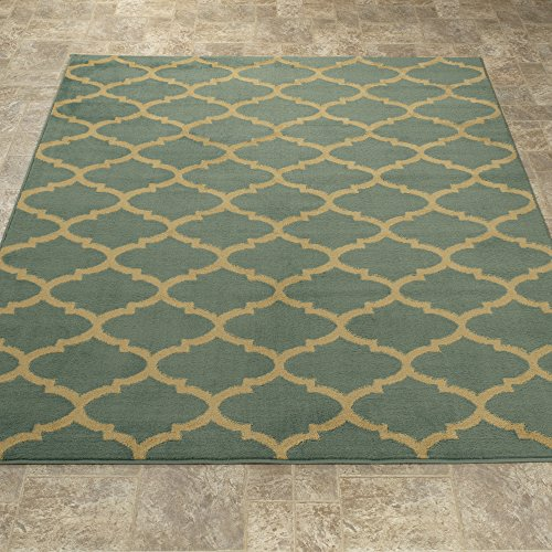 Ottomanson Royal Collection Contemporary Moroccan Trellis