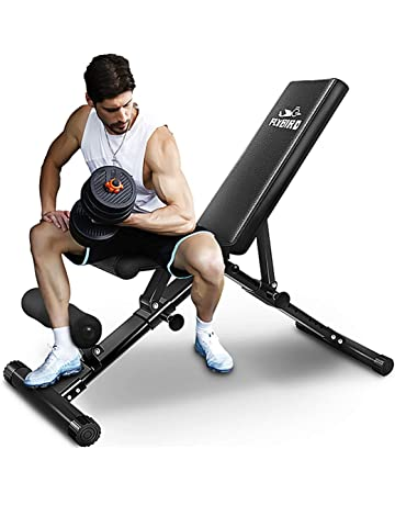 Amazon com: Adjustable Benches - Strength Training Equipment