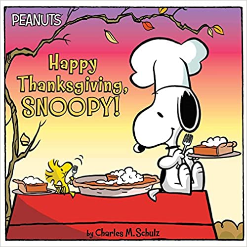 Snoopy! Happy Thanksgiving