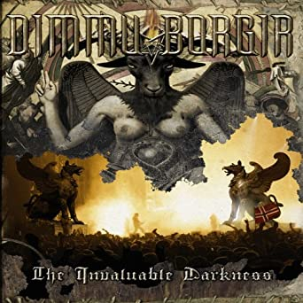 dimmu borgir invaluable darkness dvd