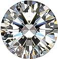 Moissanite de corte brillante redondo de 2.70 ct Moissanite suelto de grado superior Moissanite blanco joya de diamante