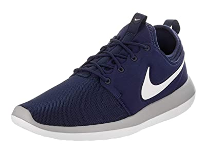 c255020a8f294 Image Unavailable. Image not available for. Color  Nike Mens Mens Roshe Two  Running Shoes Low Top Lace Up ...