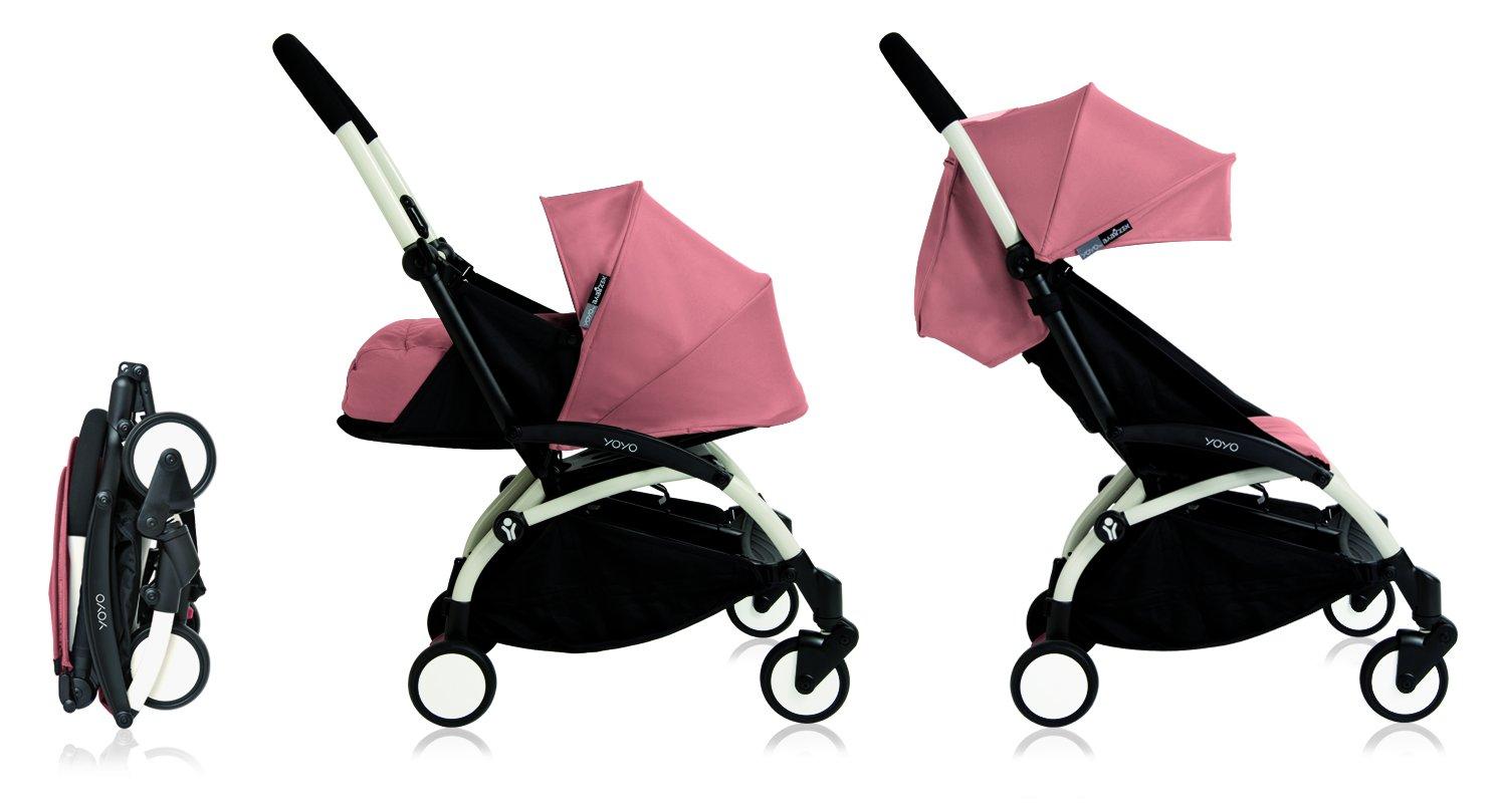 Babyzen YoYo+ Stroller Bundle (Yoyo+ Stroller, Canopy & Newborn Pack) Ginger
