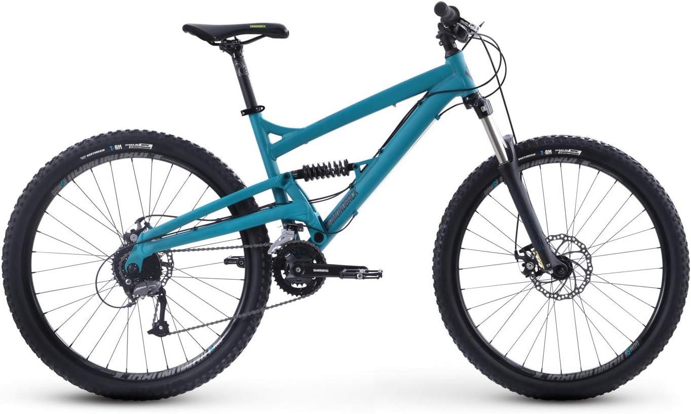 aluminium 27.5 full suspension mountain bike