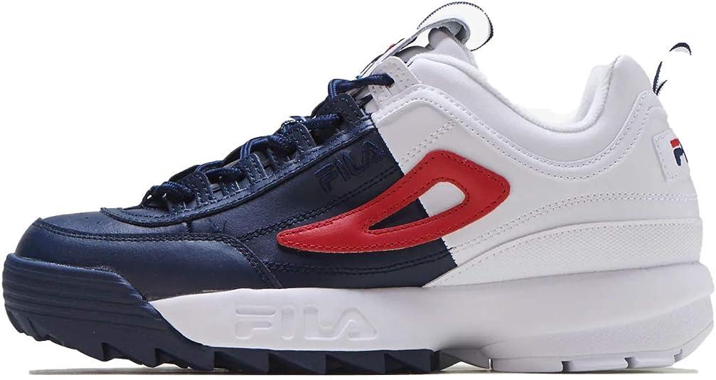 Fila Mens Disruptor 2 Split Sneaker