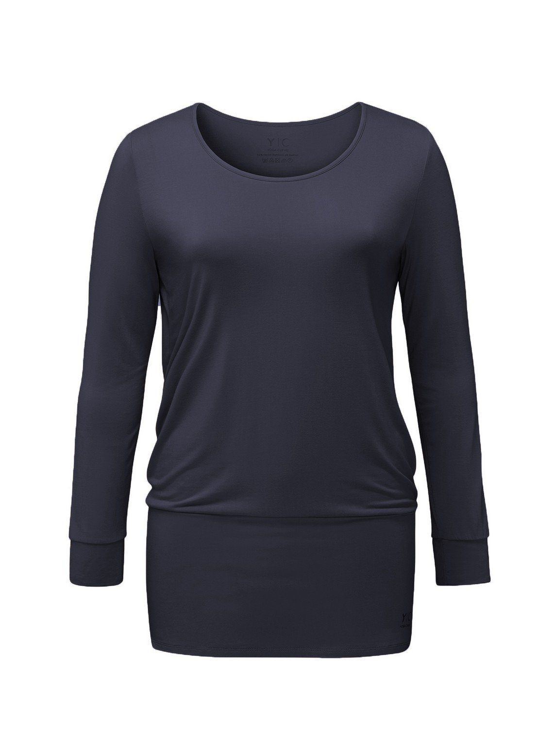 YOGA CURVES Damen Dress Shirt
