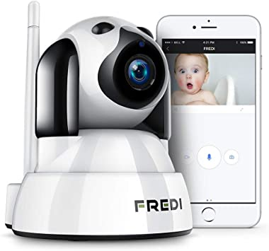 Elderly Home Security to Phone APP Pet WIFI Indoor Camera Monitor for Baby