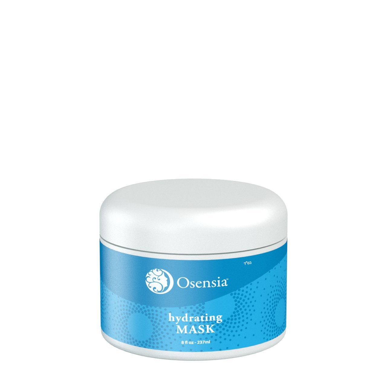 Argan Oil Hair Mask for Dry Damaged Hair – Keratin Complex Deep Conditioner for Color Treated Hair – Sulfate Free Hair Treatment to Strengthen, Repair, Hydrate, and Protect Dull Hair by Osensia (8oz)