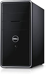Dell Inspiron 3000 Series i3847-4617BK Desktop (3.2 GHz Intel Core i5-4460 Processor, 8GB DDR3, 1TB HDD, Windows 8.1) (Discontinued by Manufacturer)