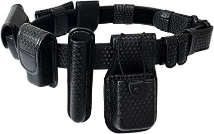 Open Top Handcuff Holder Compatible with Most Handcuffs Handcuff Pouch for Duty Belt with Secure Snap Yunshao Polymer Law Enforcement Handcuff Case