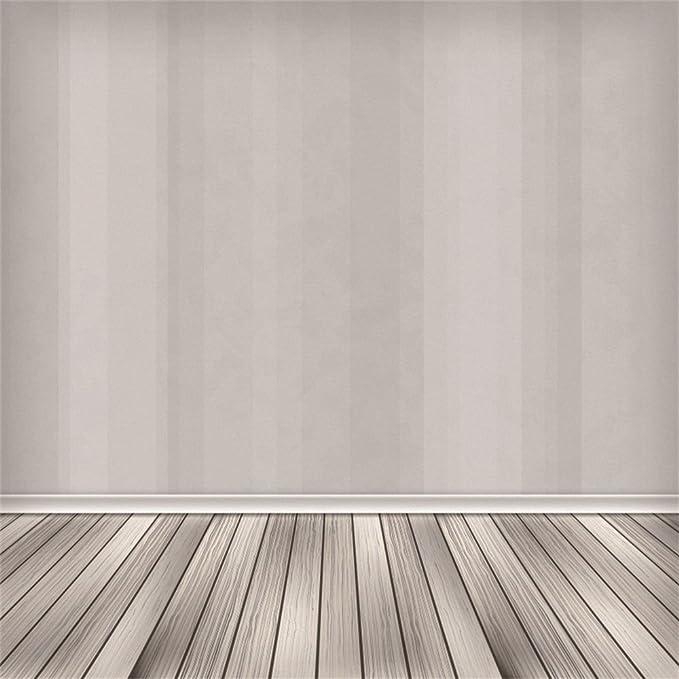 Leowefowa 10X10FT Shabby Wood Door Backdrop West Cowboy Rustic Wooden Plank Backdrops for Photography Gloomy Stripes Wood Floor Vinyl Photo Background Interior Kids Adults Portraits Studio Props