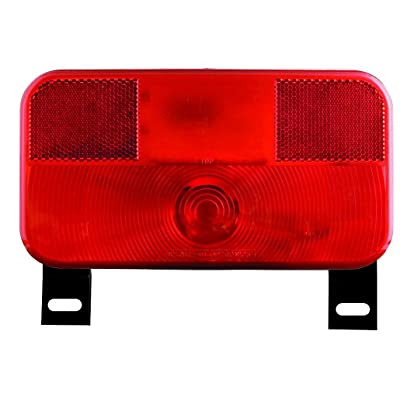 Optronics RVSTB51P Black Base R Tail Light: Automotive