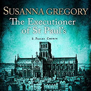 The Executioner of St Paul's Audiobook