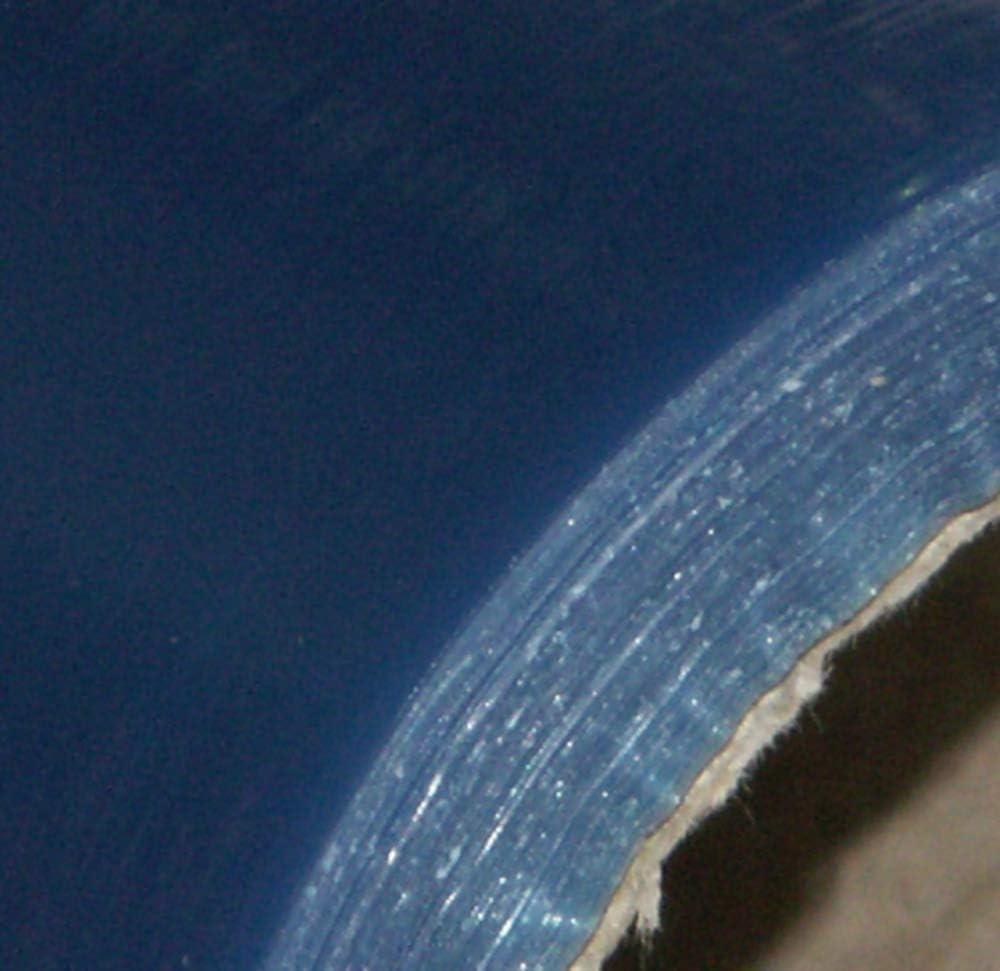 selbsthaftend r/ückstandsfrei abziehbar Breite 1000 mm L/änge 100 m Fensterschutzfolie