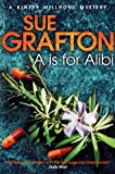 Front cover for the book A is for Alibi by Sue Grafton