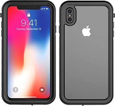 adorehouse iPhone XS MAX 6.5 Inch Waterproof Case ...