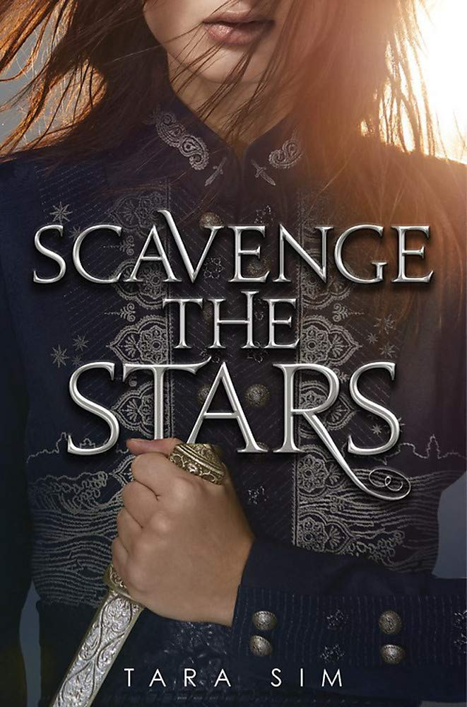 Image result for Scavenge the Stars by Tara Sim