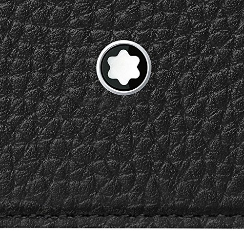 Genuine Original Official Montblanc Soft Grain Leather Flip Cover Case Meisterstuck 117758 for Samsung Galaxy S8 (SM-G950) by MONTBLANC (Image #4)